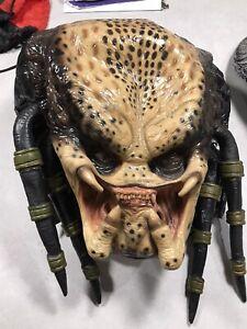 Predator Mask And Helmet