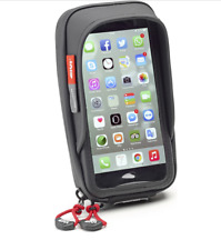 Givi S957B Smartphone Holder Motorcycle Scooter, Samsung Galaxy S6 iPhone 6 Plus