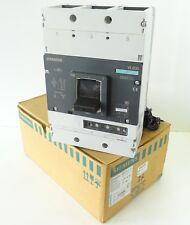 SIEMENS 3VL5750-2AS36-2SE1-Z Leistungsschalter 500A 3VL9550-6AS30 3VL9800-1US00