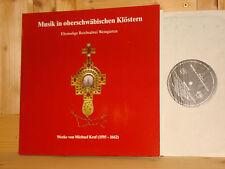 Musik in Oberschwäbischen Klöstern KRAF Sacred Works SWF RADIO PROMO LP 1990 NM