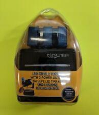 CityLITES LED Missile Socket with 3 Power Outlets