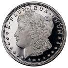 Highland Mint Morgan Dollar Design 1/2 oz. Silver Round Made U.S.A SKU26819