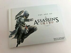 The Art of Assassin's Creed Art Book, Original Assassin's Creed Collectible