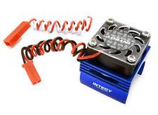 Super Brushless Motor Heatsink+Cooling Fan 1/16 Traxxas ERevo,Slash,Summit,Rally