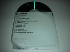 The Thirst - Self titled - 11 Track