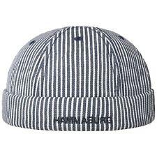 HAMMABURG Stripes Cotton Dockermütze Baumwollmütze Dockercap Hafenmütze
