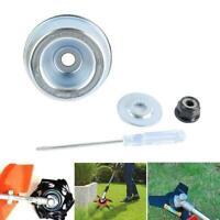 4Pcs Blade Adapter Attachment Maintenance Kit Universal Lawn Mower Accessory