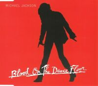 Michael Jackson ‎Maxi CD Blood On The Dance Floor - Special Edition - Europe