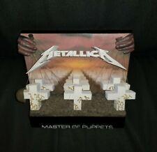 Mcfarlane Metallica Master Of Puppets Culture 3D Album Cover Pop Culture Statue