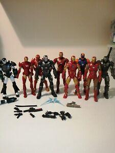 Marvel Legends Iron Man War Machine Bundle Civil War Avengers