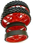 MAMOD WHEEL SET WITH TYRES FOR TRACTION ENGINE TE1 / TE1A