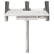 TACO Deluxe Trident Rod Holder Cluster Straight w/Tool Caddy