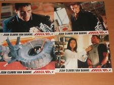 KNOCK OFF - Tsui Hark - Jean Claude Van Damme