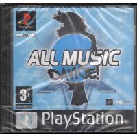 Alle Music Dance / Big Ben Leader PLAYSTATION 1 PS1 Versiegelt