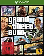 Rockstar Xb1 GTA - Grand Theft Auto 5 USK 18