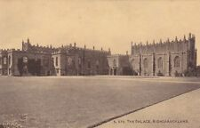 Postcard - Bishop Auckland - The Palace