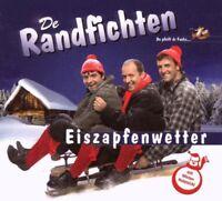 """DE RANDFICHTEN """"EISZAPFENWETTER"""" 2 CD SPECIAL EDT NEU"""