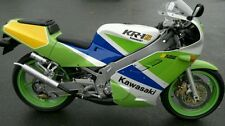 KAWASAKI KR1-S 1990 - 92 Full peinture decal Kit