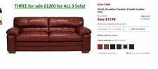 Furniture Village Double Sofas