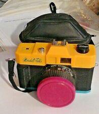 Marshall Field's 35 mm camera, with original bag