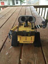 Disney PIXAR Rare WALL E 9'' Interactive U COMMAND Robot Working NO REMOTE