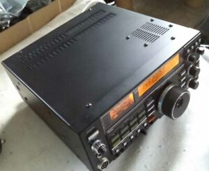 ICOM IC-275A 144Mhz All Mode Transceiver with Mic and Instruction Manual