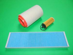 Ölfilter Luftfilter Pollenfilter Mini Cooper 2 (R55-R61) 1.6D 82kW/112PS