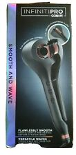 INFINITIPRO BY CONAIR Smooth Wave Curl/Straighten W/ One Hair Styling Tool CD266
