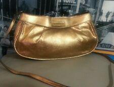 MANGO MNG COPPER BRONZE METALLIC MOD HOBO MESSENGER CROSSBODY bag/New/