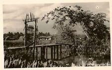 PHOTO INDOCHINE CAMPAGNE VIETNAM