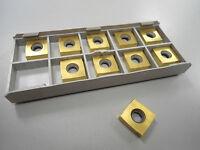 HERTEL Carbide Milling Inserts SNHX-1204T HC225M (10 Pcs)