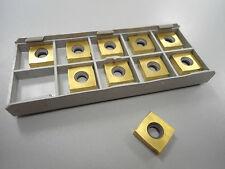 HERTEL Carbide Milling Inserts SNHX-1204T HC225M Qty 10 -5960eZ47