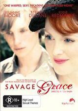 Savage Grace NEW PAL Erotic Films DVD Julianne Moore