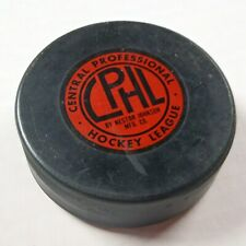 1963-1967 CPHL Central Professional Hockey League ST LOUIS BRAVES Hockey Puck