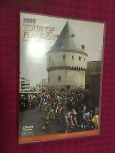 2005 Tour of Flanders World Cycling Productions (2 DVD set) Tom Boonen SHIP FAST