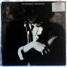 THE WATERBOYS THIS IS THE SEA LP 180g EMI 100