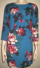 Joules floral summer casual mini dress size 10