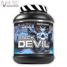 Black Devil 240 Caps Testosterone Booster Tribulus Terrestris ZMA Anabolic