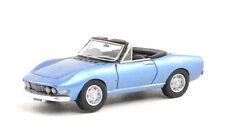 #87481 - Neo Fiat Dino Spider 2000-metálico-azul - 1966 - 1:87