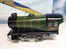 More details for vintage hornby meccano clockwork type 20 locomotive good working condition