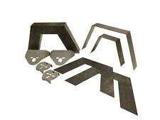316 Universal Weld On 8 Frame Step Notch Air Bag Brackets For Mini Full Size