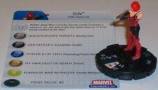 SIN #209 Captain America HeroClix gravity feed