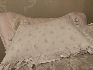 rachel ashwell shabby chic Boudoir Petite Pillow Sham Ruffles