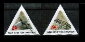 TURKISH CYPRUS 2009, ANIMAL STAMPS MNH