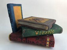 Harry Potter Bookend Wizard Books Enesco 2000