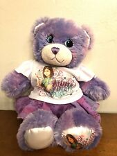 Build-A-Bear Retired Disney Wizards Of Waverly Place Bear Selena Gomez So Sweet