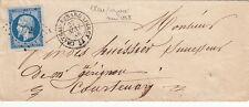 Lettre n°14 Chateau-Renard-Loiret Cover Brief
