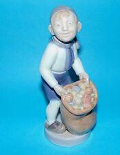 Royal Copenhagen ornament figurine ' Boy with sack ' 1st quality ' #4534