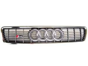 OEM Audi S4 Grill Euro Race Grille A4 B5 (95-01) chrome