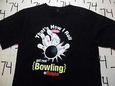 Small- Bowling Palphs Market T- Shirt
